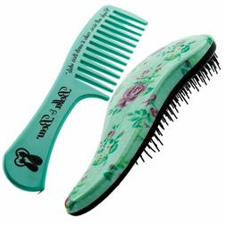 Bella and Bear Detangling Hair Brush and Comb Set, the Best