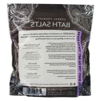 Soothing Touch - Therapy Salts Lavender - 32