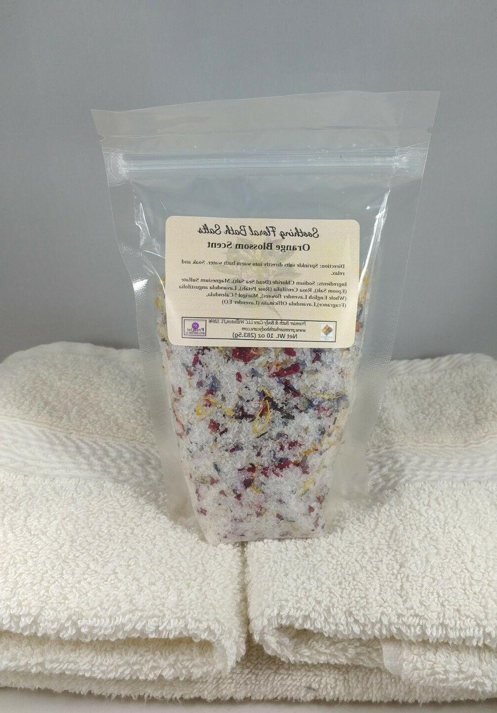 Soothing Natural Bath Therapeutic