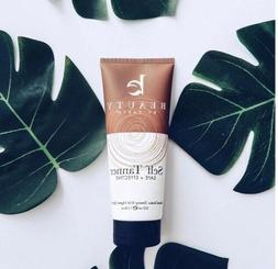New Beauty By Earth Organic & Natural Sunless Self Tanning L