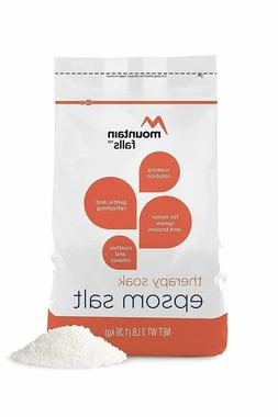 Mountain Falls Soothing & Relaxing Therapy Soak Epsom Salt,